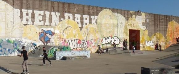 Duisburg: Rheinpark Teil 2 - auf Rollen