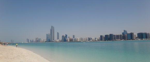 Abu Dhabi: Die reiche Hauptstadt