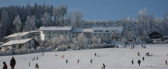 Sauerland: Kurzer Weg in den Schnee
