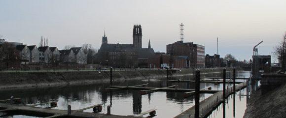 Mein Lieblingsplatz (3): Innenhafen