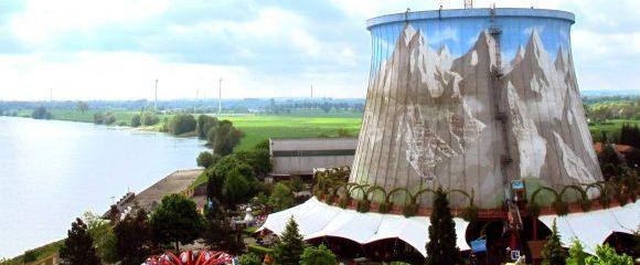 Kalkar: Spaßpark statt Atomkraftwerk