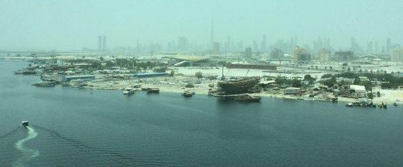 Dubai: Am Creek, wo alles begann