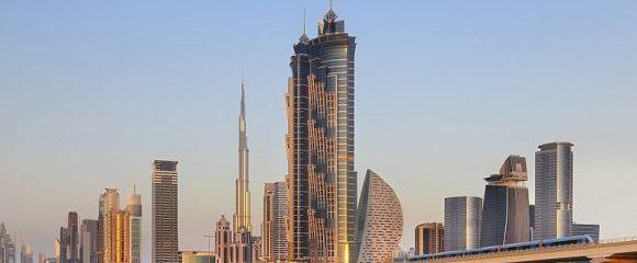 Dubai: Im höchsten Hotel der Welt