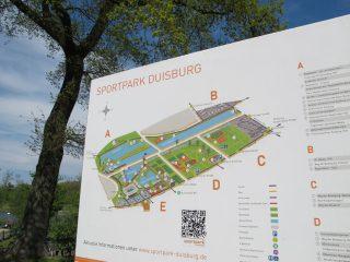 Duisburg: Grüner Sportpark Wedau