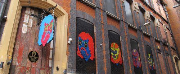 Manchester (1/3): Im Northern Quarter