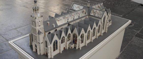 Gouda: In der längsten Kirche Hollands