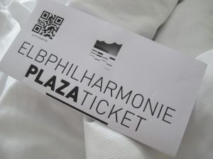 Elbphilharmonie Plaza