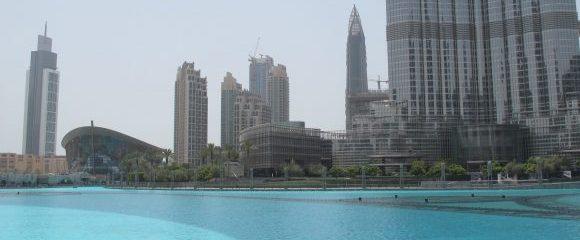 Mein Lieblingsplatz (6): Dubai Fountain