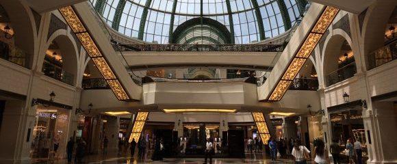 Dubai: Im Shopping-Paradies
