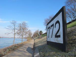 Duisburg Rheinpromenade
