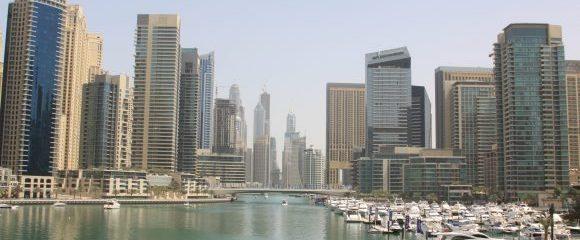 Mein Lieblingsplatz (7): Dubai Marina
