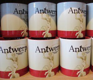 Antwerpen Starbucks