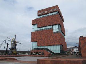 Antwerpen Museum MAS