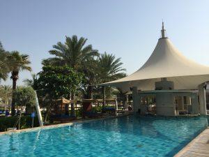 Dubai Hotel Ritz Carlton Jumeirah Beach