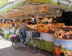 Enschede Markt Käse