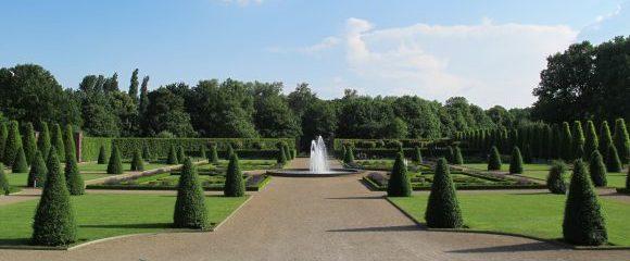 Kamp-Lintfort: Das wahre Sanssouci?