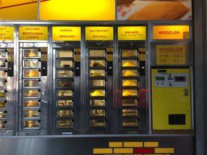 Frikandel Automat