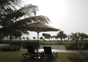Dubai Sonnenliegen