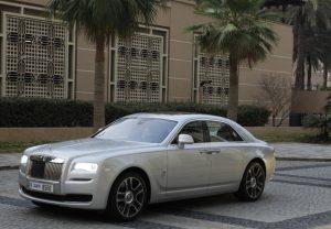 Dubai Rolls-Royce