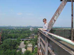 Landschaftspark Duisburg-Nord Hochofen 5 Aussichtsplattform
