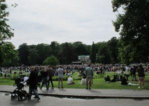 Göteborg Schweden Midsommar