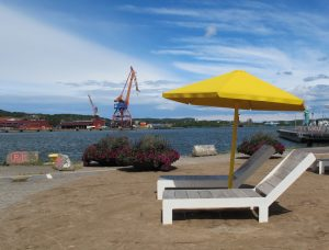 Göteborg Schweden Hafen
