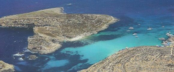 Malta: Schade um die Blaue Lagune
