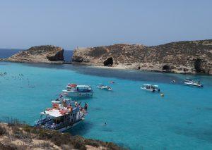 Blaue Lagune Malta