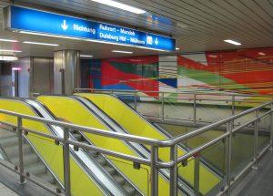 U-Bahn-Station Duisburg