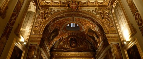 Valletta: Kathedrale aus Gold
