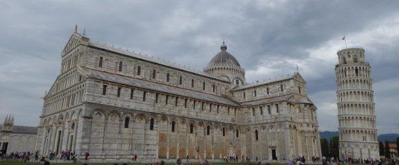 Pisa: Landausflug zum Schiefen Turm