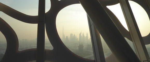 Dubai Frame: Zeitreise im Bilderrahmen