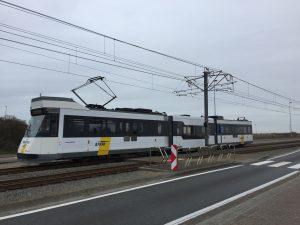 Belgien Kusttram