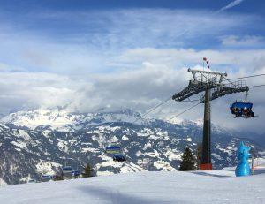Berge Skiurlaub