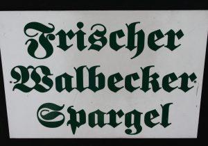 Spargeldorf Walbeck