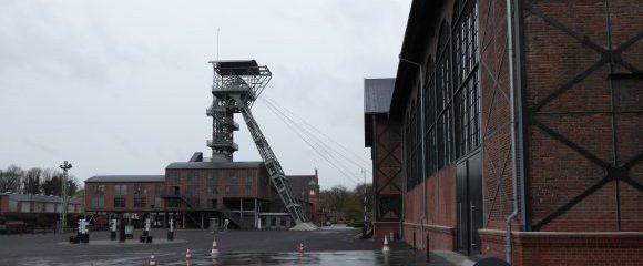 Dortmund: Kurzbesuch auf Zeche Zollern