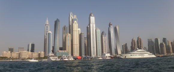 Dubai im Sommer: Es geht!