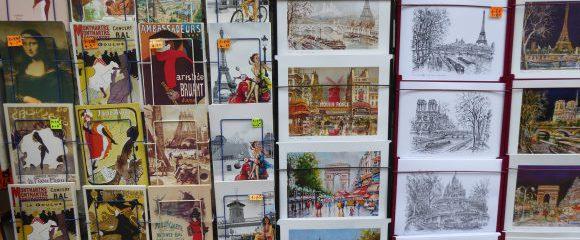 Paris: Heute und vor 20 Jahren