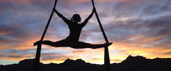 Ruhrgebiet: Studios für Aerial Yoga