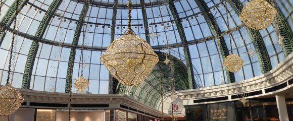 Dubai: Weihnachten in der Wüste