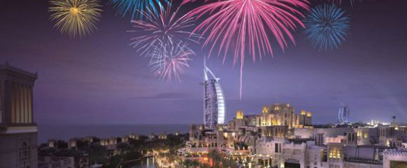 Dubai: Silvester der Superlative