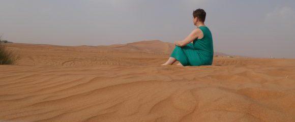 Anja in Arabien: Wie alles begann