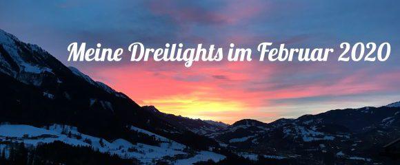 #tb 02/2020: Buch, Sonne, Ski