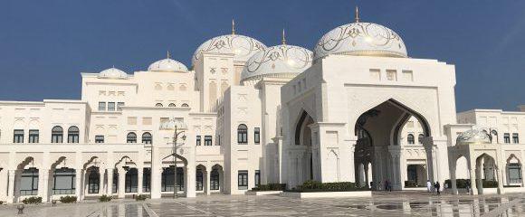Abu Dhabi: im Qasr al Watan