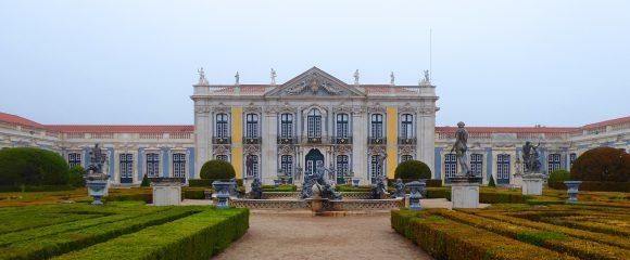 Lissabon: Ausflug nach Queluz